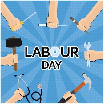 Dia internacional dos trabalhadores
