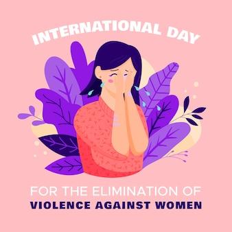 Dia internacional pela eliminação da violência contra as mulheres