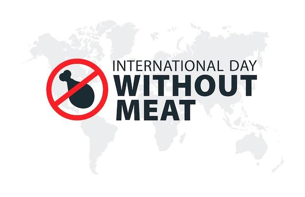 Dia internacional sem carne