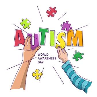 Dia mundial da acuidade do autismo