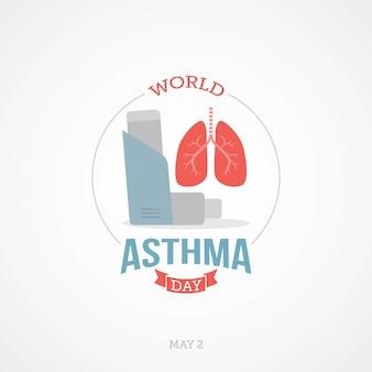 Dia mundial da asma