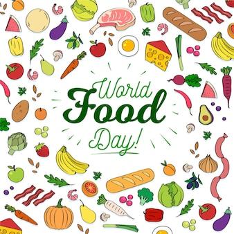 Dia mundial da comida