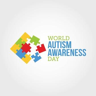 Dia mundial da conscientizaçao sobre o autismo