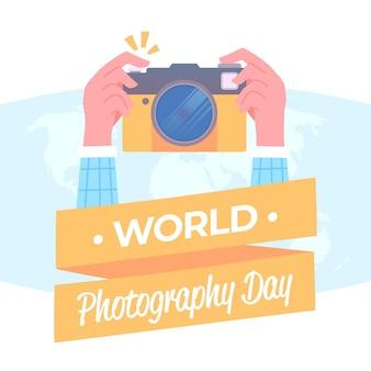 Dia mundial da fotografia