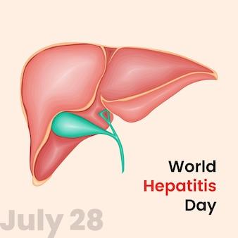 Dia mundial da hepatite, 28 de julho