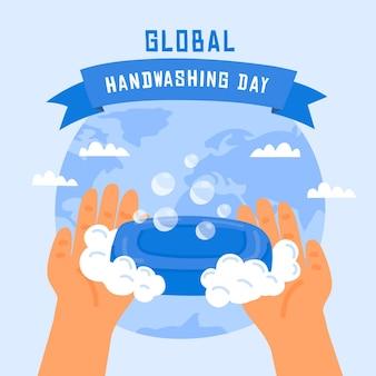 Dia mundial da lavagem de mãos