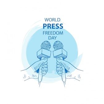 Dia mundial da liberdade de imprensa