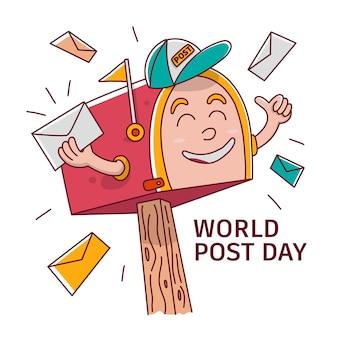 Dia mundial da postagem