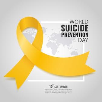 Dia mundial da prevenção do suicídio