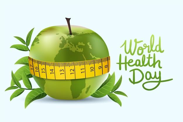 Dia mundial da saúde realista
