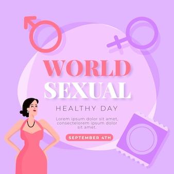 Dia mundial da saúde sexual