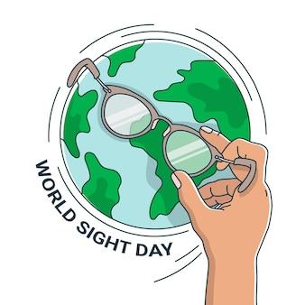 Dia mundial da visão