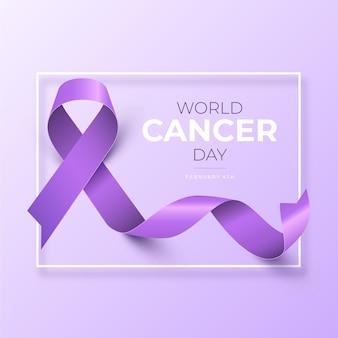 Dia mundial do câncer realista