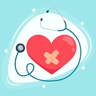 Dia mundial do coração.