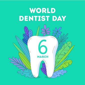 Dia mundial do dentista, 6 de março