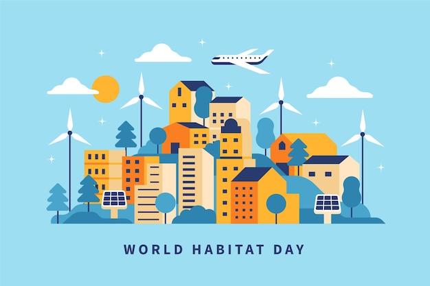 Dia mundial do habitat
