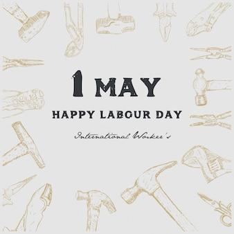 Dia mundial do trabalho