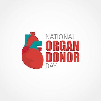 Dia nacional de doadores de órgãos