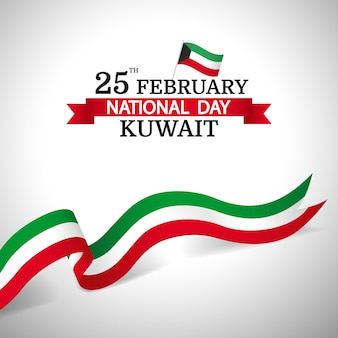 Dia nacional do kuwait.