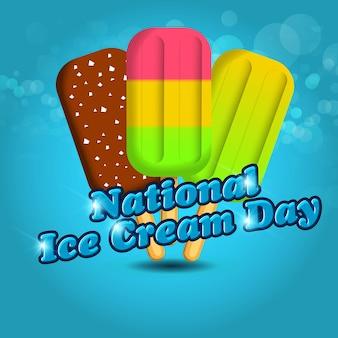 Dia nacional do sorvete