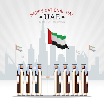 Dia nacional dos emirados árabes unidos