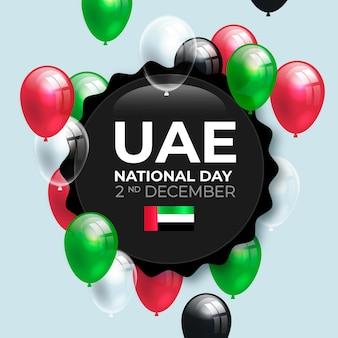 Dia nacional realista dos emirados árabes unidos