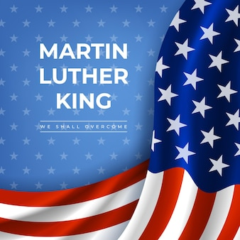 Dia realista de martin luther king