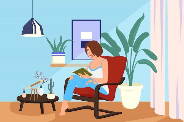 Dia relaxante em casa