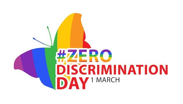 Dia zero de discriminação