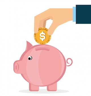 Dinheiro vector design ilustração