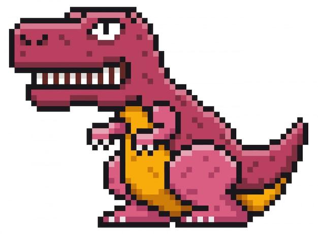 Dinossauro dos desenhos animados