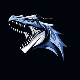 Dinossauro feroz