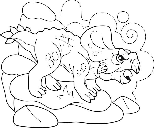 Dinossauro fofo