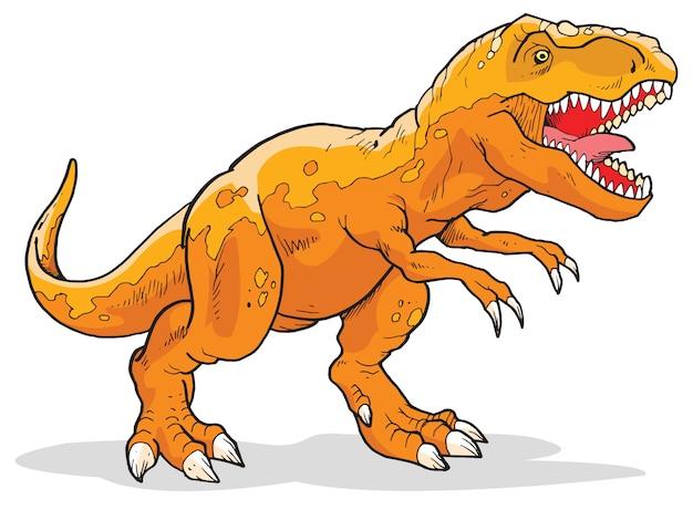 Dinossauro tiranossauro rex