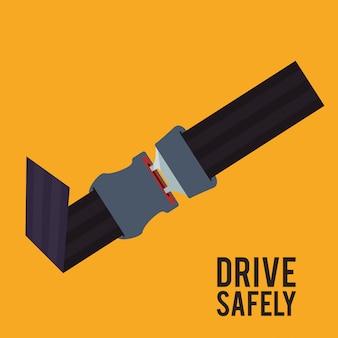 Dirija com cuidado
