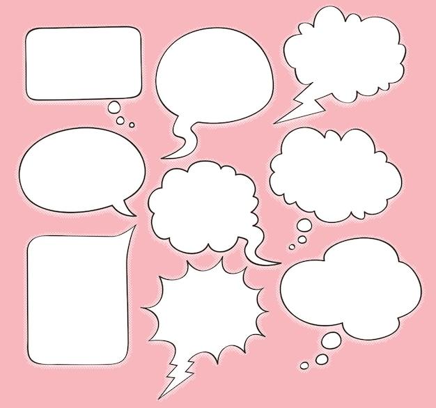 Discurso de bolha em quadrinhos