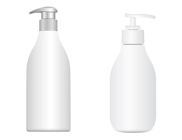 Dispensador de shampoo cosmético