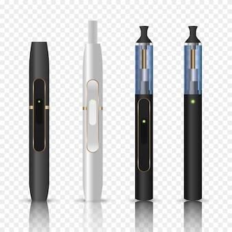 Dispositivo de cigarro eletrônico ou vaporizador.
