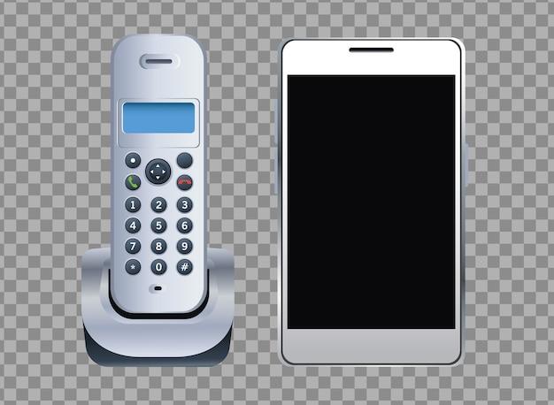 Dispositivos de telefone e smartphone sem fio
