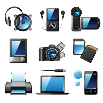 Dispositivos eletrônicos