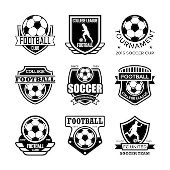 Distintivos de futebol