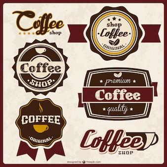 Distintivos de qualidade do café
