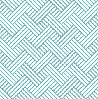 Divisas padrão geométrico abstrato sem costura fundo retro design vintage