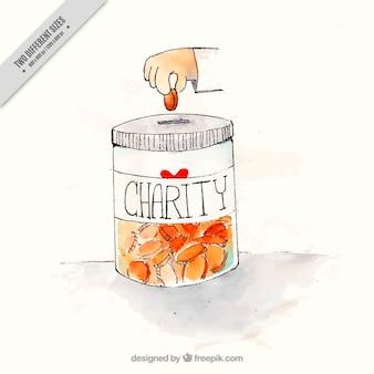 Doação, caridade