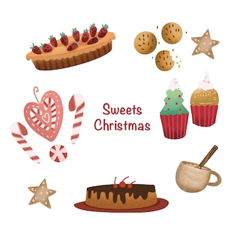 Doces natal