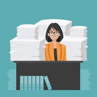 Documentos e rotina de arquivos