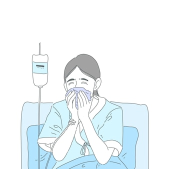 Doença de menina