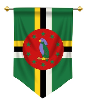 Dominica pennant