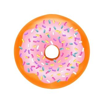 Donut isolado