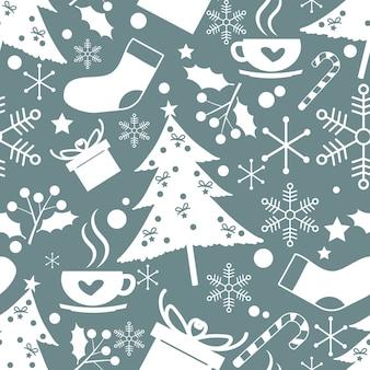 Doodle de natal